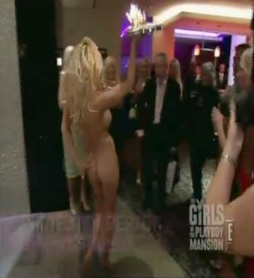 Pamela anderson hugh hefner nude are