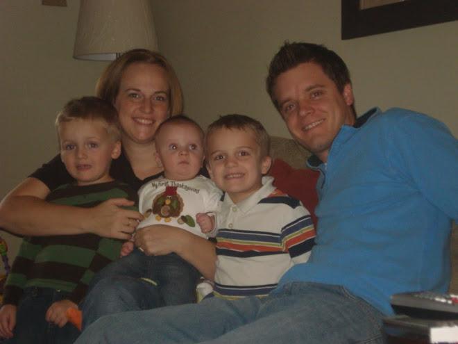 The Heiden Family