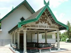 Gereja Paroki St. Teresia Jambi