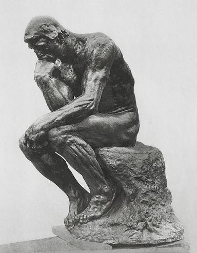 Arte a cura di anna maria di paolo rodin le origini del for Rodin scultore