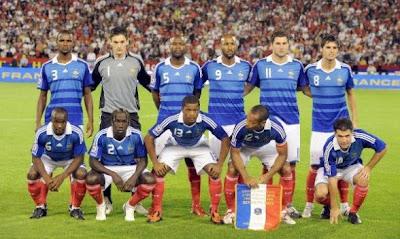 Los 32 equipos que iran al mundial Francia