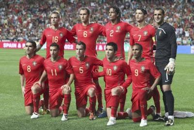 Los 32 equipos que iran al mundial Portugal
