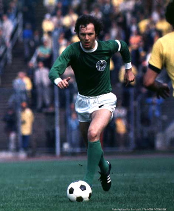Ze German Thread Beckenbauer