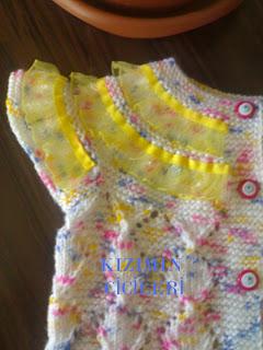 basit bebek yelekleri 8