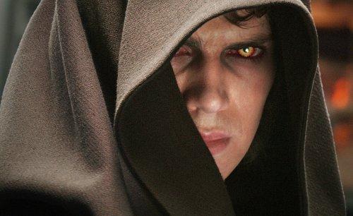 Star Wars Anakin Cartoon. star wars 3 poster