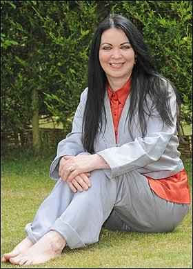 Chilling photos of Bin Ladens wife family  Khaleej Times