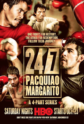 Pacquiao vs. Margarito HBO 24-7