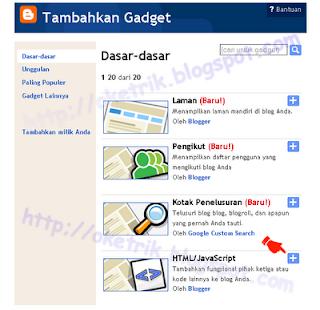 Mendaftar di Cbox