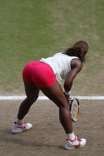 tennis ass williams Serena