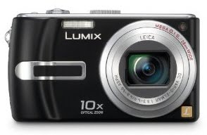 Buy Cheap Lumix - Panasonic Lumix DMC-TZ3K 7.2MP Digital Camera with 10x Optical Image Stabilized Zoom (Classic Black)
