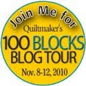 Quiltmaker Magazine Blog Tour
