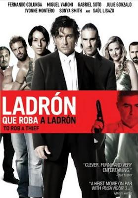 Filme Poster Ladrão Que Rouba Ladrão DVDRip Xvid Dublado