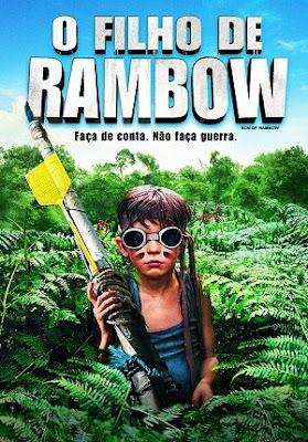 Filme Poster O Filho de Rambow DVDRip Dublado