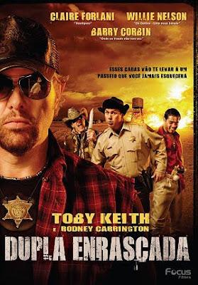 Filme Poster Dupla Enrascada DVDRip RMVB-ManoCosta Dublado