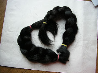 Donate Locks Love on Papillon Boucl  S  Locks Of Love Donation Day