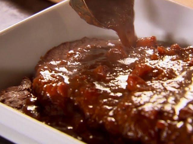 Readable Eatables: {Slow Cooker Cranberry Roast}