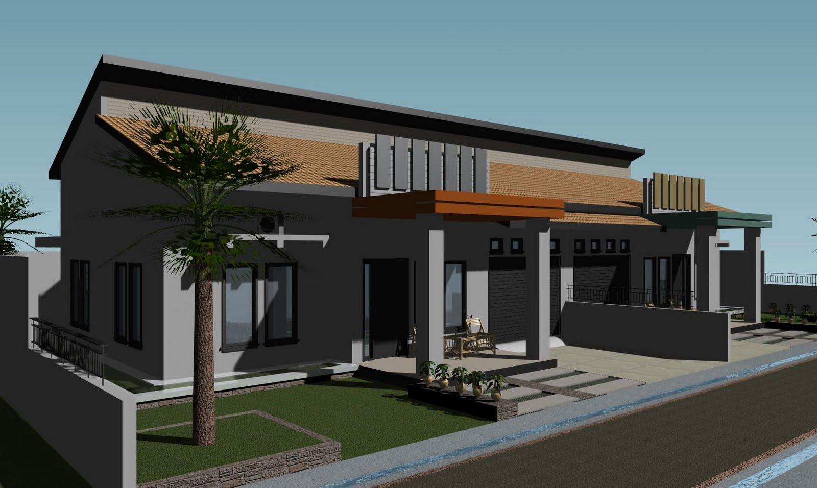 Rumahku istanaku the twin minimalis house for House minimalis