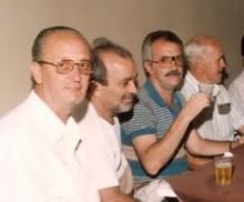 ALGUNS DOS ORGANIZADORES DAS FESTAS 90/91