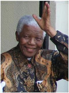 Nelson Mandela nın Fotoğrafı