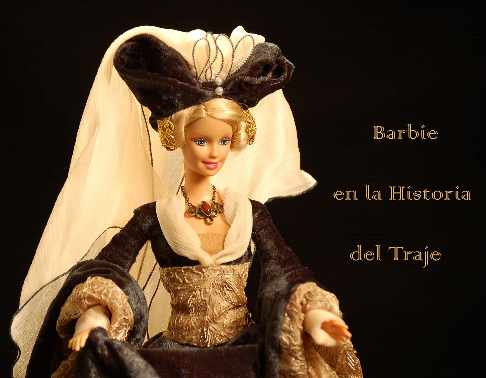 Barbie en la Historia