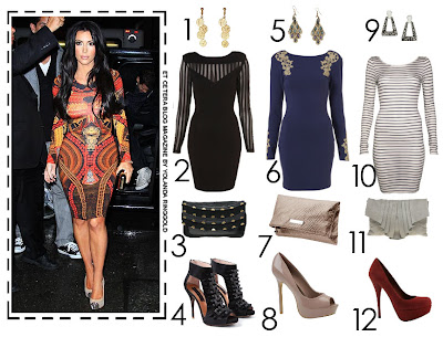 Fashion   Online on Coining Kim Kardashian S Style   Clip Earring Heaven By Make Me