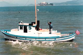 California trolling chino monterey big house high for Motor boat rental san francisco