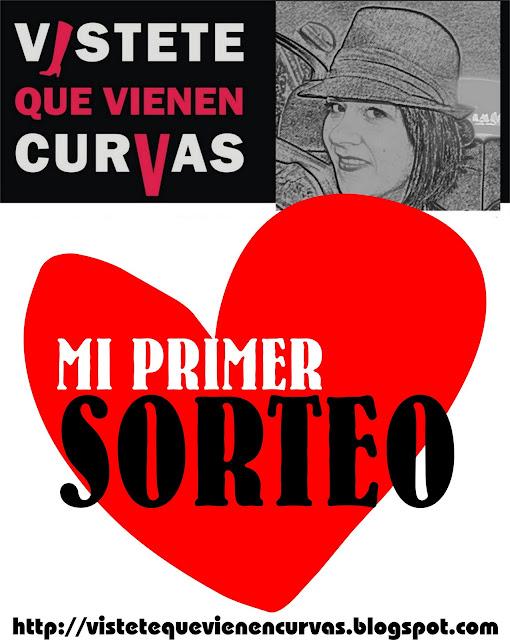 MI PRIMER SORTEO... Y ES CON MUCHO AMOR!!!!!!