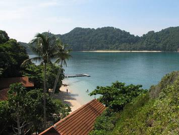 Gemia Island Terengganu