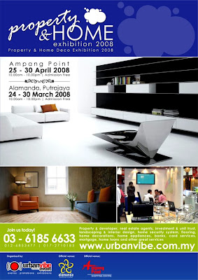 Malaysia Property & Home Exhibition 2008
