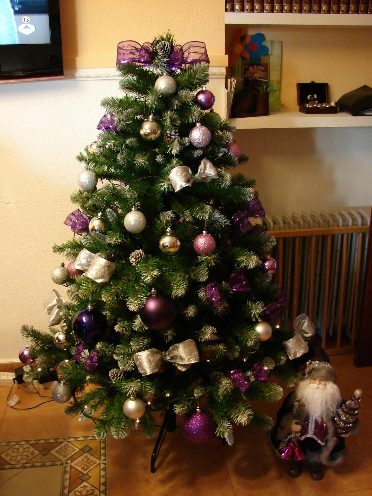Ha llegado la navidad destreza con la belleza - Arboles de navidad decorados 2013 ...