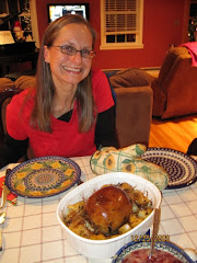 Christmas Tofurkey and me