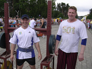 Олег Семенов и Роман Кузьменко