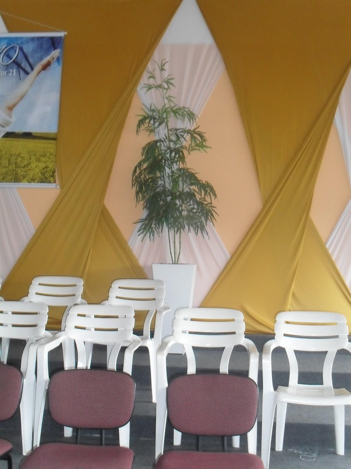dias 24,25 e 26 de Setembro na igreja Evangelica Assembleia de Deus em