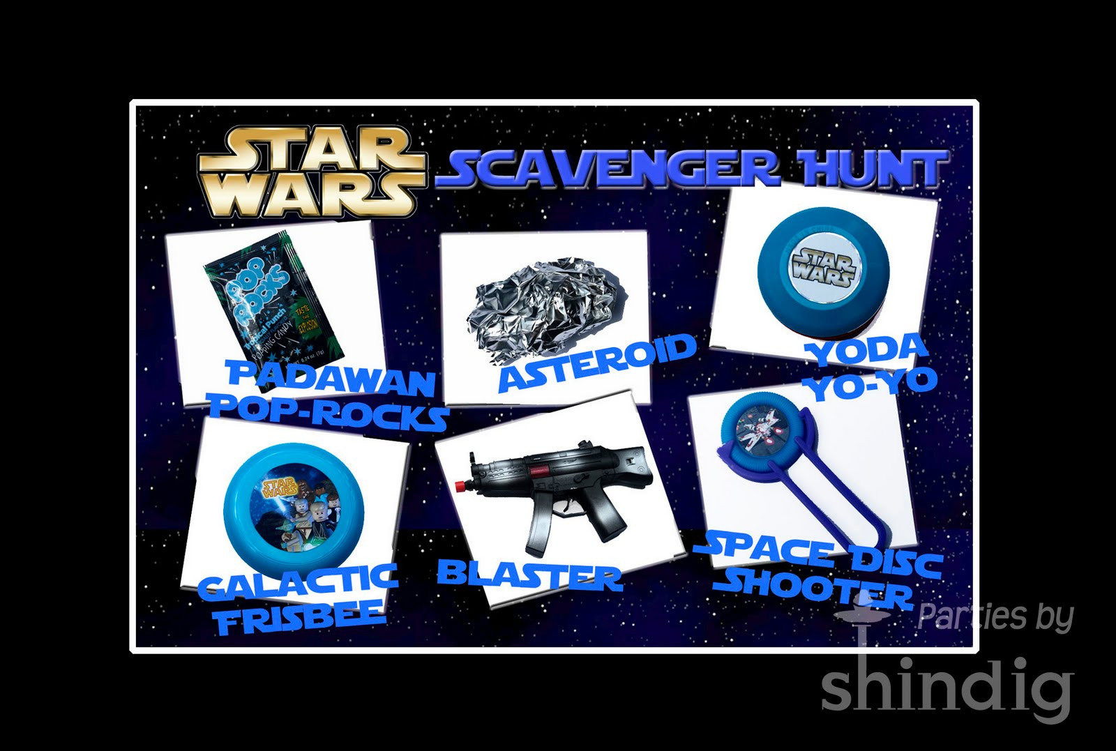 star wars scavenger hunt pdf
