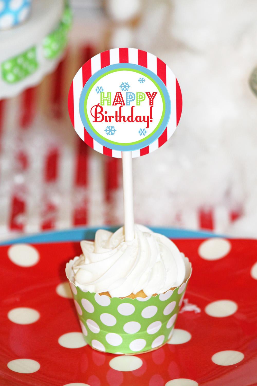 Amanda's Parties To Go: December Birthday? Love Pink?
