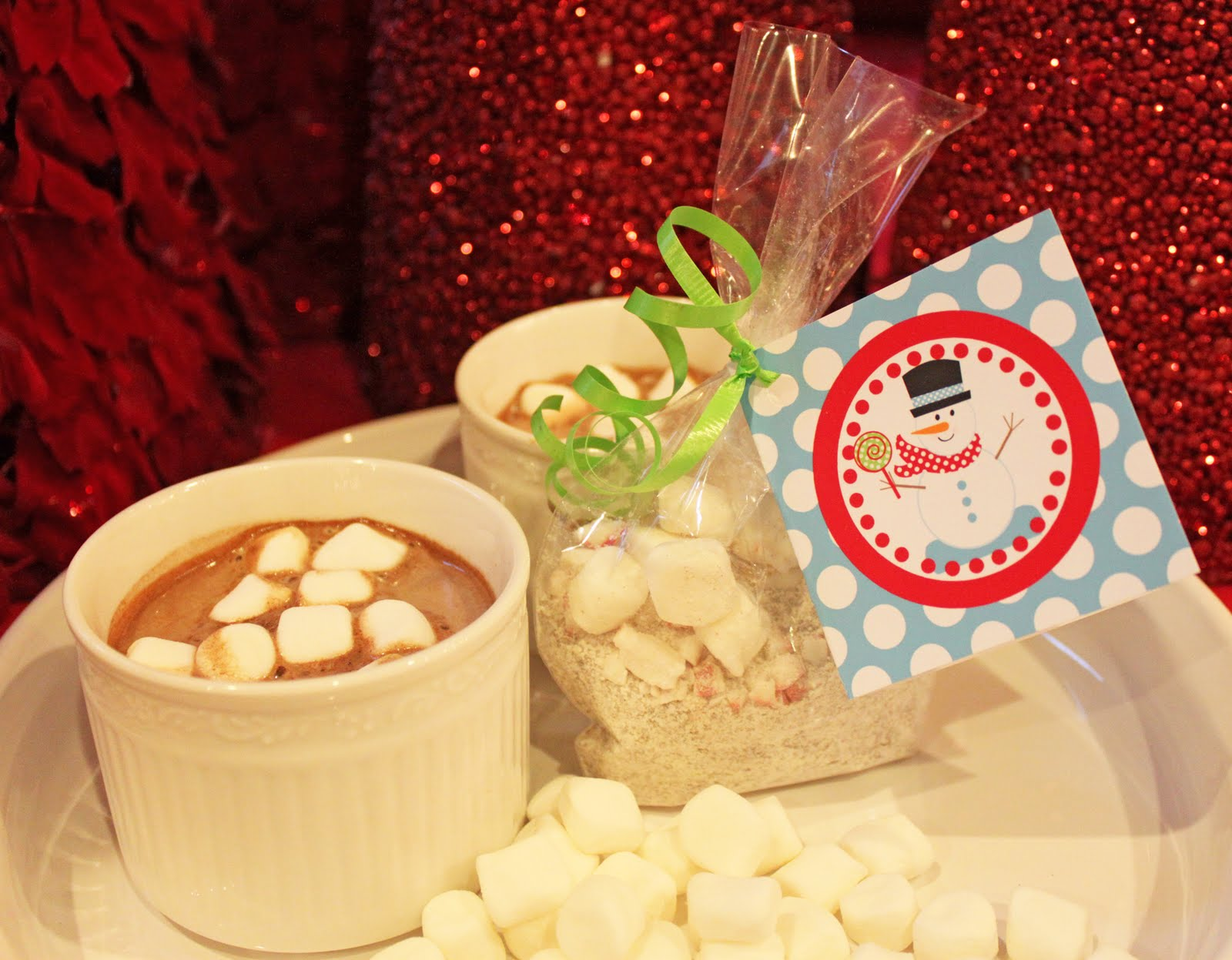 Amanda\'s Parties To Go: EASY Homemade Hot Chocolate Gifts