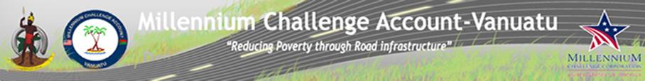 Millennium Challenge Account-Vanuatu