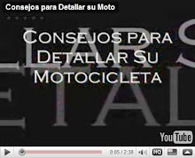 Consejos para detallar tu moto.