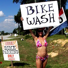 Bike Wash today!