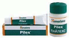 Пайлекс-Pilex Крем за хемороиди от Индия