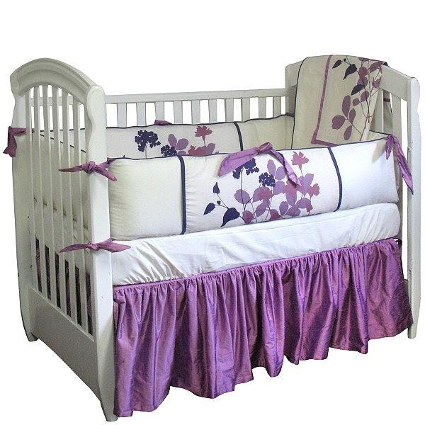 Luxury Baby Nursery Blog: Bebe Chic Crib Bedding