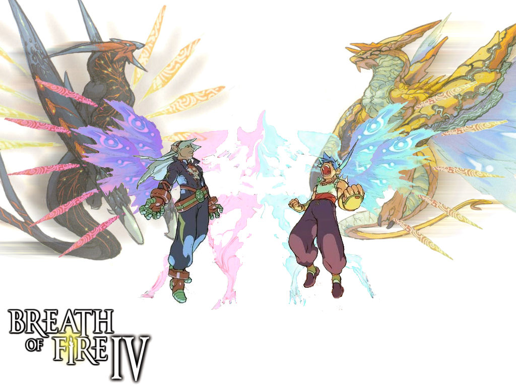 Breath of Fire HD & Widescreen Wallpaper 0.353032671575056
