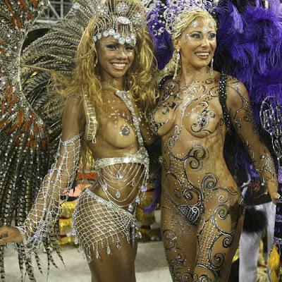 carnaval rio. tattoo Carnaval in Rio de