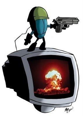 Guerra Cibernética   Viva Cuba Libre
