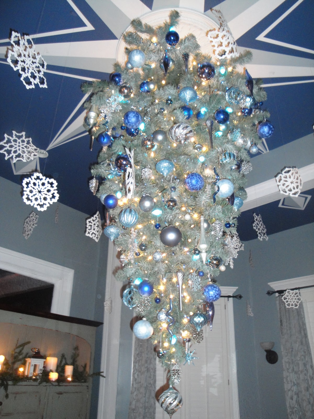 Christmas decor to hang from ceiling - So Today A New Week Begins Christmas Week And I Am Declaring Psalm 27 13 I Am Still Confident Of This I Will See The Goodness Of The Lord In The Land