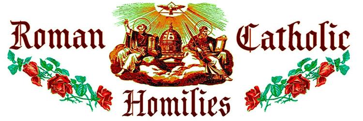 Roman Catholic Homilies