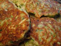 Indulge & Enjoy Zucchini Pancakes