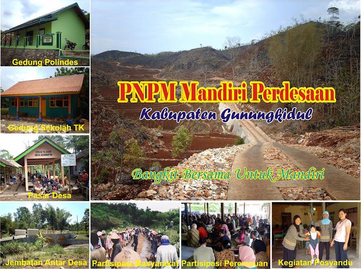 PNPM Mandiri Gunungkidul