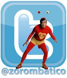 Zorombático en TWITTER...