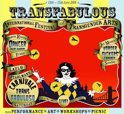 Transfabulous Festival poster